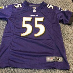 Like new! authentic NFL Jersey size Medium